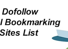 Latest Dofollow Social Bookmarking Sites List 2017