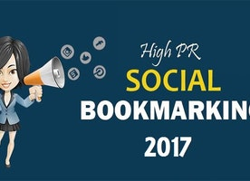 30+ Instant Approval Social Bookmarking Sites List 2017