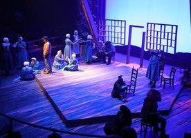 Finding God in Theatre