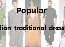 10 Most Popular Indian Traditional Dresses of 2017 - Ferri