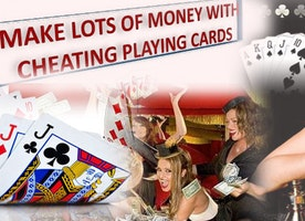 Spy Cheating Playing Cards in Agra- Marked Contact Lenses