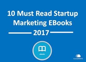 10 Must Read Startup Marketing ebooks