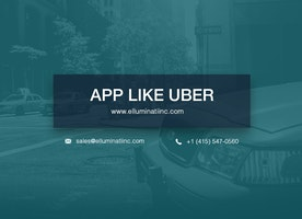 Build an App like Uber For Your Business Know How Much Does It Cost.