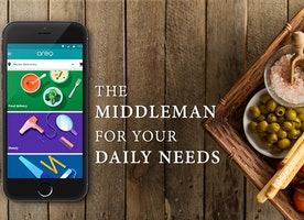 Areo App- The Middleman For Your Daily Needs