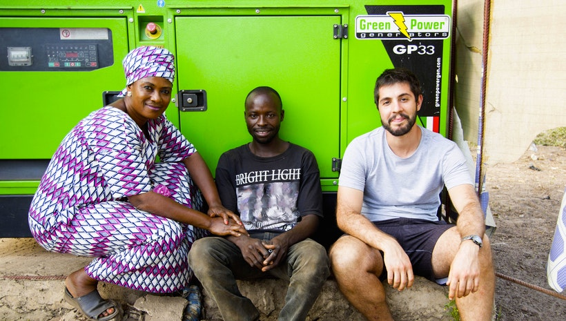French Actress Eva Green narrates the story of Power:On, a startup on a mission to bring electricity to Africa