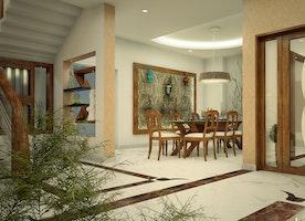 Arts and Craft in Home Interior Design