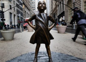 Why We're Afraid of Fearless Girl.