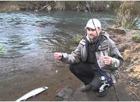 Choosing a yarn for fishing | onmugol.com