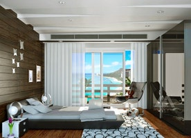 Sheen and Stylish Bedroom Interior Designing