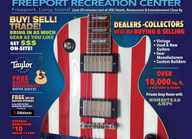 Make Money at the 6th Annual NY Guitar Expo