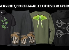 Size Inclusive Clothing for Goths & Geeks