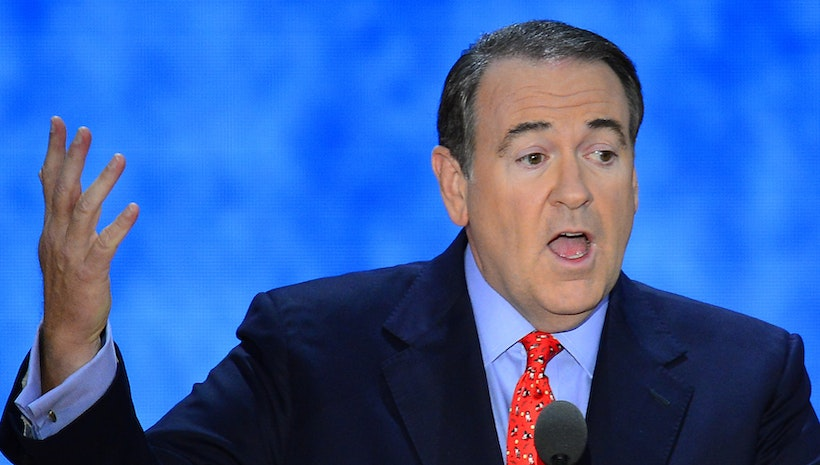 Mike Huckabee Isn't Happy With Comcast's Service