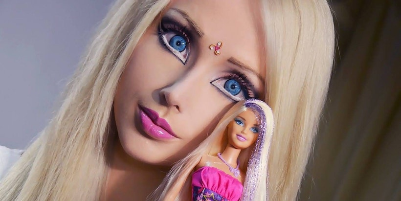 Watch The Video Of Real Human Barbie Doll! Creepy or Genius?