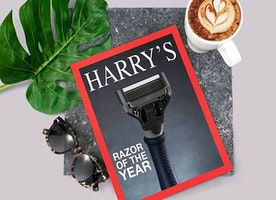Harry's 5 o'clock Magazine nominated for the Webby Awards!