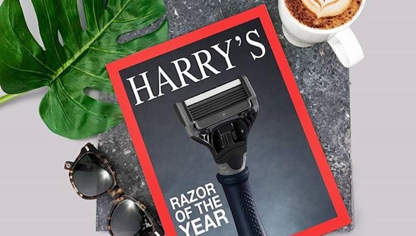 Harry's 5 o'clock Magazine nominated for the Webby Awards!