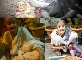 THE 83-YEAR-OLD REFUSES TO BEG, FIGHTS FOR DIGNITY