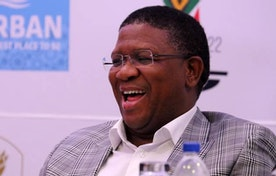 Three Times South African Politicians Broke the Internet