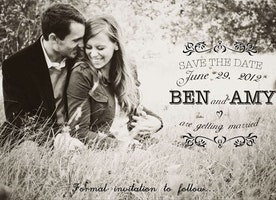 This is one of the Funniest Wedding Invitations I've Ever Seen