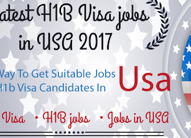 H1B Jobs in USA