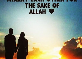 Why choose the best love quotes from Islam?