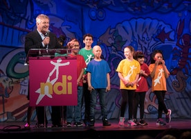 Josh Groban, Alec & Hilaria Baldwin & Bill Irwin Help The National Dance Institute Raise Over $1.4 Million At 41st Annual Gala