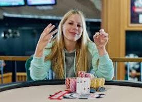 Why female focus on poker diminishing?