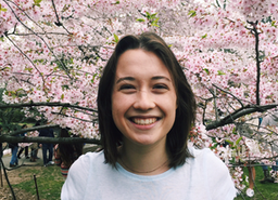 Meet the mind behind Barnard's 'Ann and Andrew Tisch Scholarship for Refugee Women, Maia Bix!