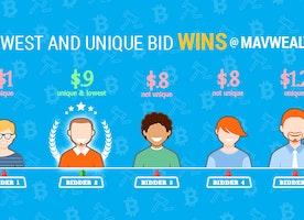 Online Bidding Website  Reverse Auction Website