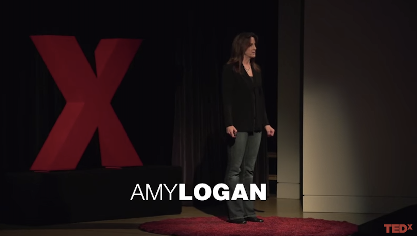 MOGUL Influencer Amy Logan Gives One of the Most Powerful Speeches Ever on Female Empowerment