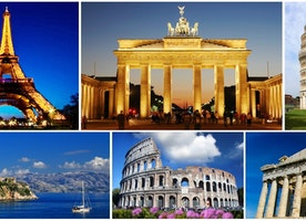 One Week in Europe Vacation Ideas
