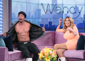 Nick Cannon Co-Hosts 'The Wendy Williams Show'