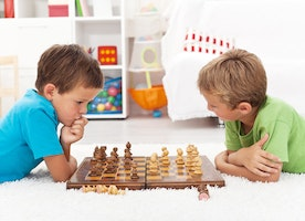 Benefits from Playing Chess with Your Children