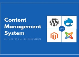 4 Best open source CMS platforms for small business website