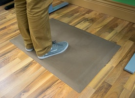 Benefits Substantiating the Popularity of Anti-fatigue Mats