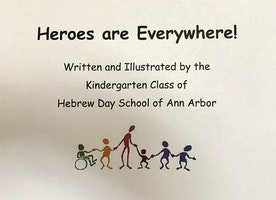 Heroes are Everywhere! Celebrating National Superhero Day