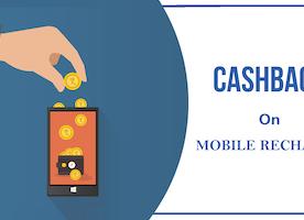 Best Cashback Sites for Mobile Recharge