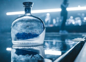 The Weeknd Makes The Perfect Collab With Grey Goose Vodka