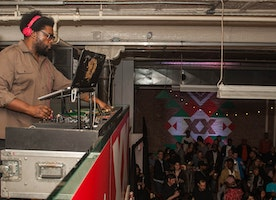 Questlove and The Most Interesting Man Threw Blowout Pre-Cinco de Mayo Party