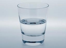 The Half Empty Glass.