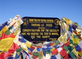 Annapurna semi Circuit Trekking