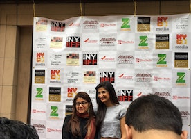 NYIFF Filmmakers/Actors Shine Bright on Opening Night Red Carpet