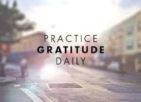 Daily Dose of Gratitude