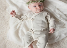 Why Natural Child Garments Are Pleasant On Your Infant