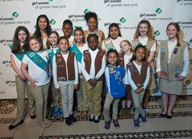 Girl Scouts Of Greater New York Honor Extraordinary Women At Gold Achievement Gala