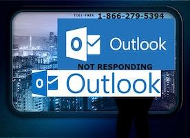 """Reasons for """"Outlook Not Responding"""" Error."""