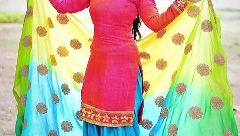 Tips to Choose Punjabi and Patiala Suit for Punjabi Bride