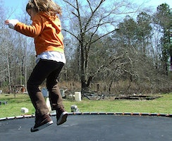 Trampoline For Kids: 5 Things To Check Before Jumping In