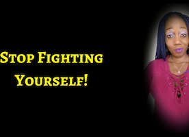 STOP FIGHTING YOURSELF – Get On & Stay On The Narrow Path!