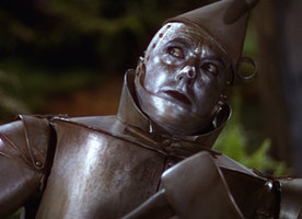 Oz Didn't Do Anything for the Tin Man