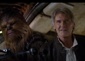 Star Wars: The Force Awakens Official Teaser (second one): I Love Adam Driver!